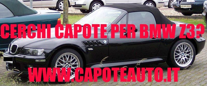 capote cappotta capotta bmw Z3 cabriolet accessori ricambi  twillfast nero colorato vendo compro usata