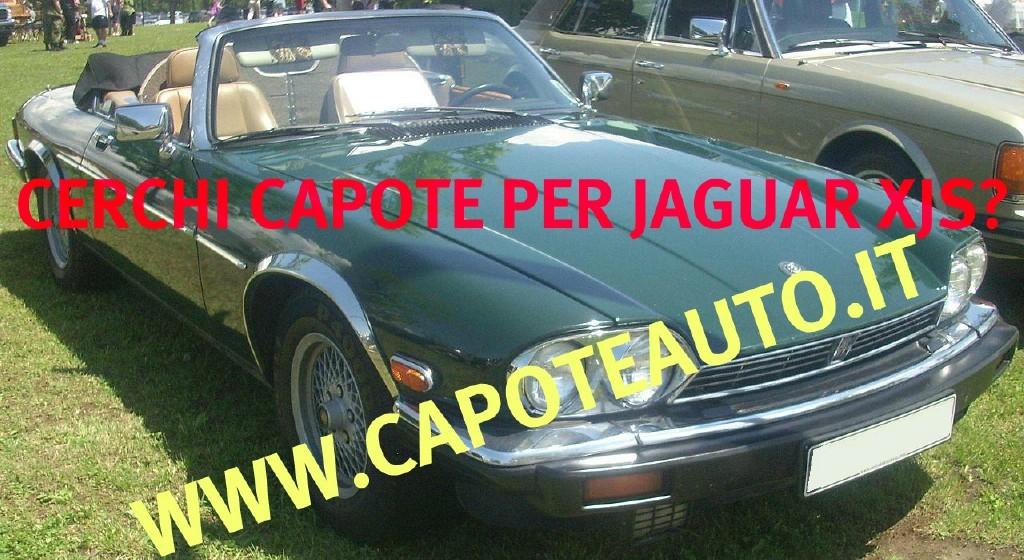 capote cappotta capotta jaguar xk8 xkr cabrio cabriolet ricambi accessori vendo compro usata