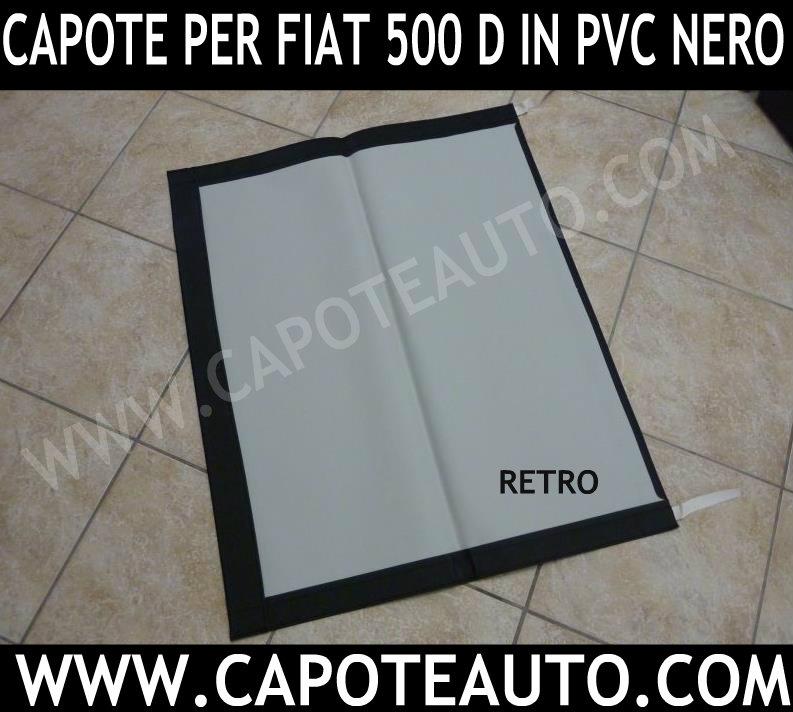 cappotta-capote-fiat-500-D-epoca-pvc-nero-retro
